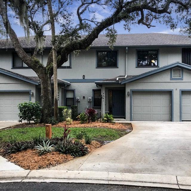 Casa unifamiliar adosada (Townhouse) por un Venta en 5461 SE Schooner Oaks Way # 5461 5461 SE Schooner Oaks Way # 5461 Stuart, Florida 34997 Estados Unidos