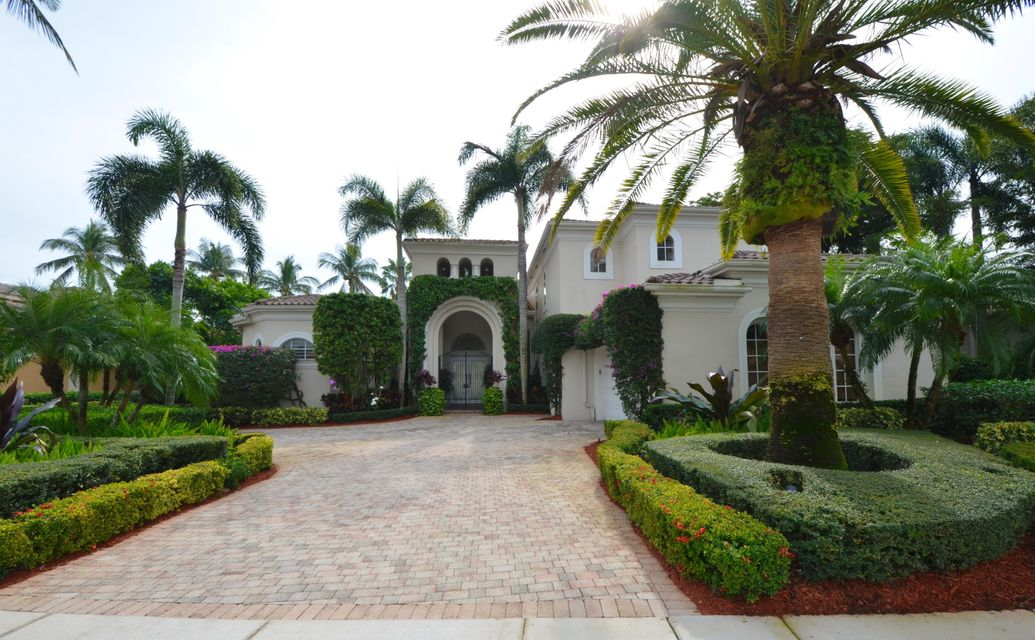 Single Family Home for Sale at 7586 Porto Vecchio Place Delray Beach, Florida 33446 United States