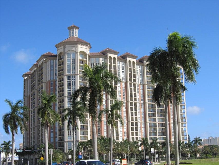 Condominium for Rent at 550 Okeechobee Boulevard # 1506 550 Okeechobee Boulevard # 1506 West Palm Beach, Florida 33401 United States