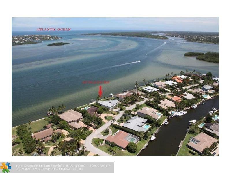 Single Family Home for Sale at 10 Island Road # .0 Stuart, Florida 34996 United States