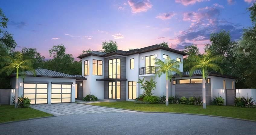 Single Family Home for Sale at 21 NW 17th Court Delray Beach, Florida 33444 United States