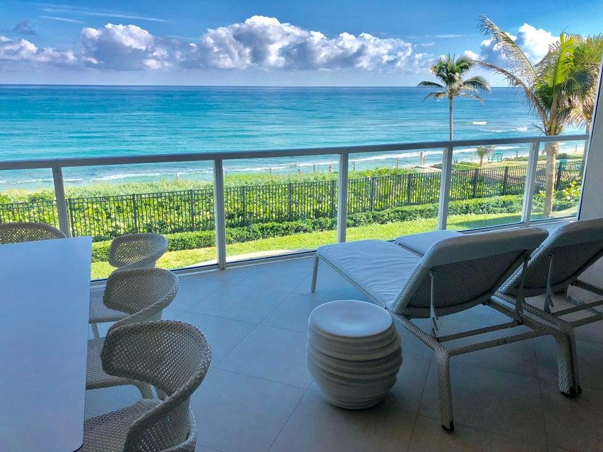 Condominium for Sale at 3000 S Ocean Boulevard # 308 Palm Beach, Florida 33480 United States