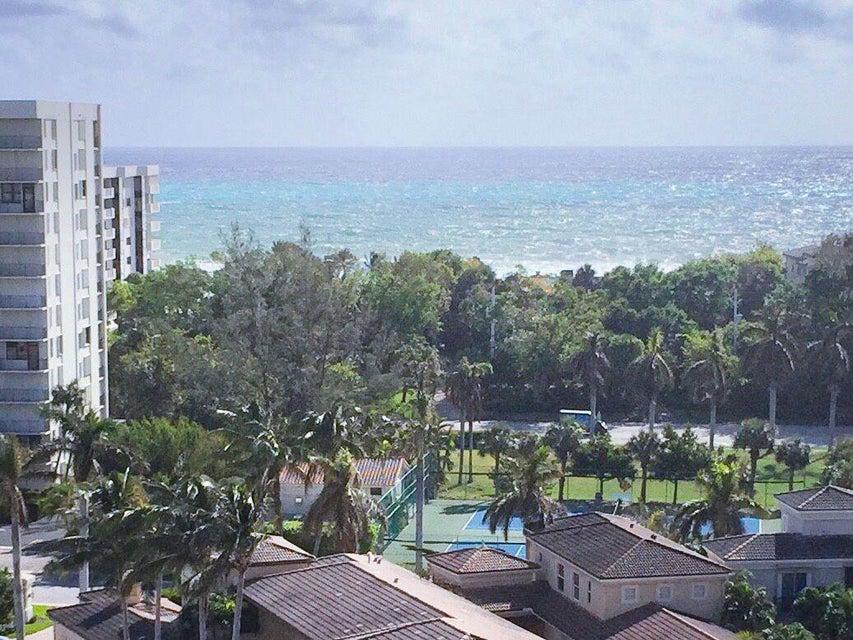 4740 S Ocean Boulevard 804 , Highland Beach FL 33487 is listed for sale as MLS Listing RX-10383606 24 photos