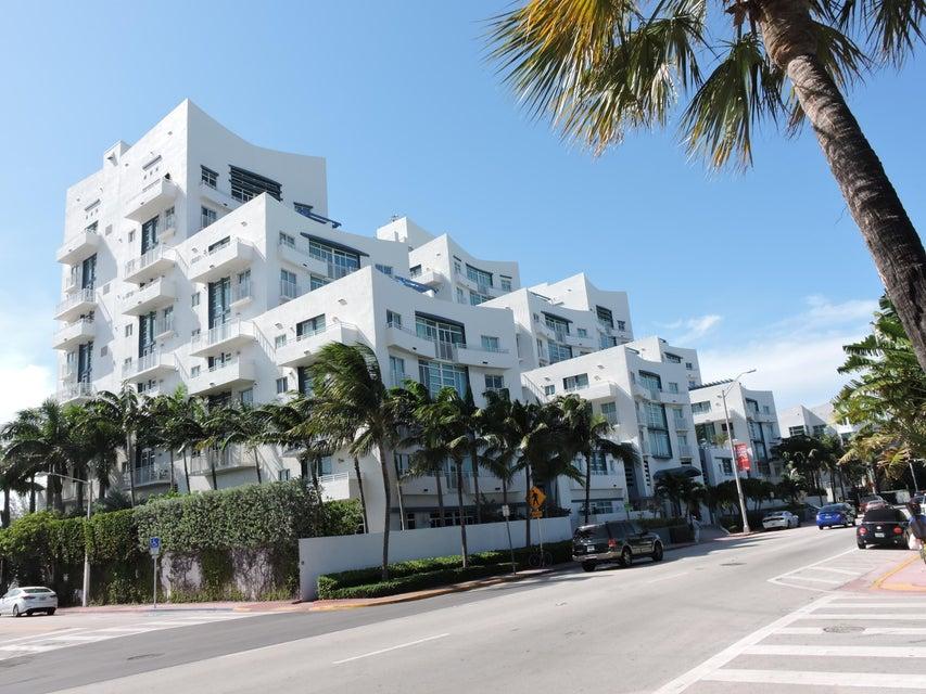 Condominium for Sale at 7600 Collins Avenue # 411 Miami Beach, Florida 33141 United States