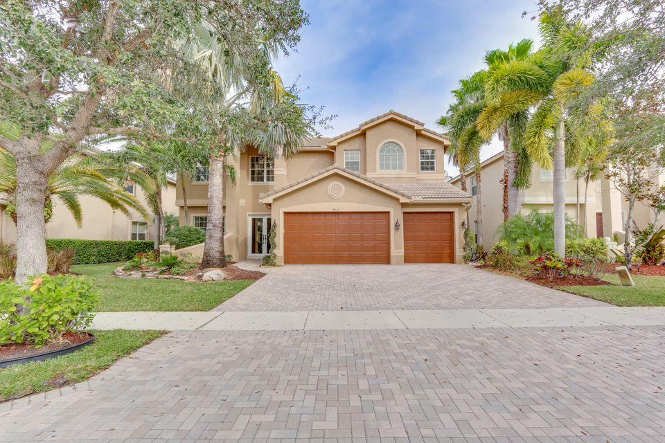 Single Family Home for Sale at 9535 Barletta Winds Point Delray Beach, Florida 33446 United States