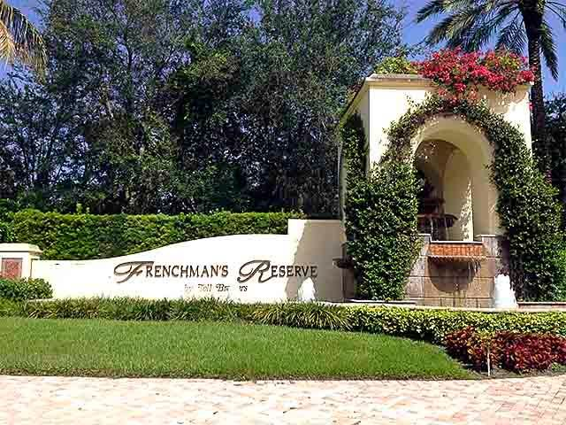 Single Family Home for Sale at 740 Cote Azur Drive Palm Beach Gardens, Florida 33410 United States