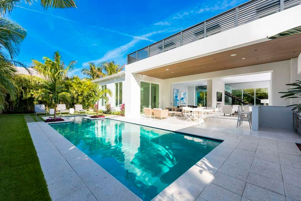 Single Family Home for Sale at 1209 Harbor Drive Delray Beach, Florida 33483 United States