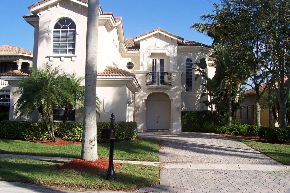 Single Family Home for Rent at 8041 Valhalla Drive 8041 Valhalla Drive Delray Beach, Florida 33446 United States