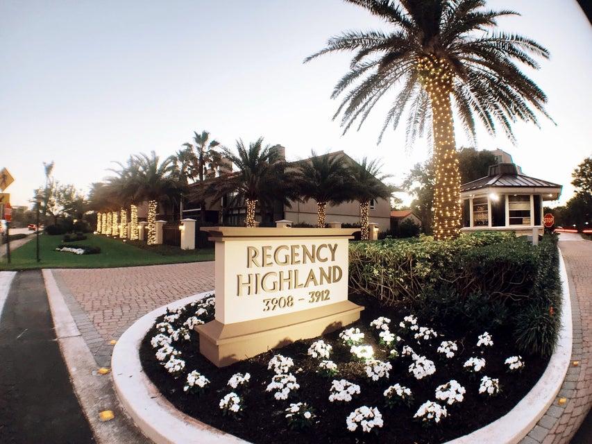 REGENCY HIGHLAND HOMES