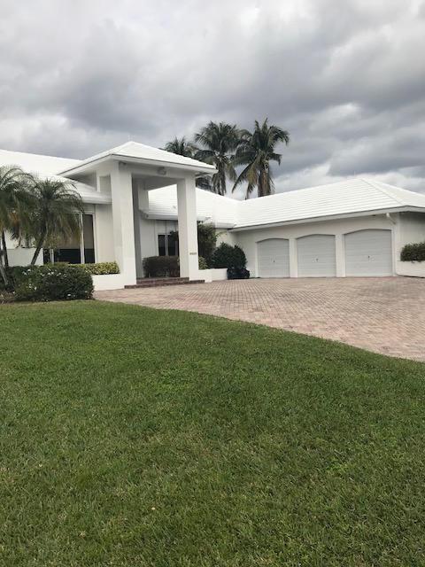 Single Family Home for Sale at 4815 Bocaire Boulevard 4815 Bocaire Boulevard Boca Raton, Florida 33487 United States