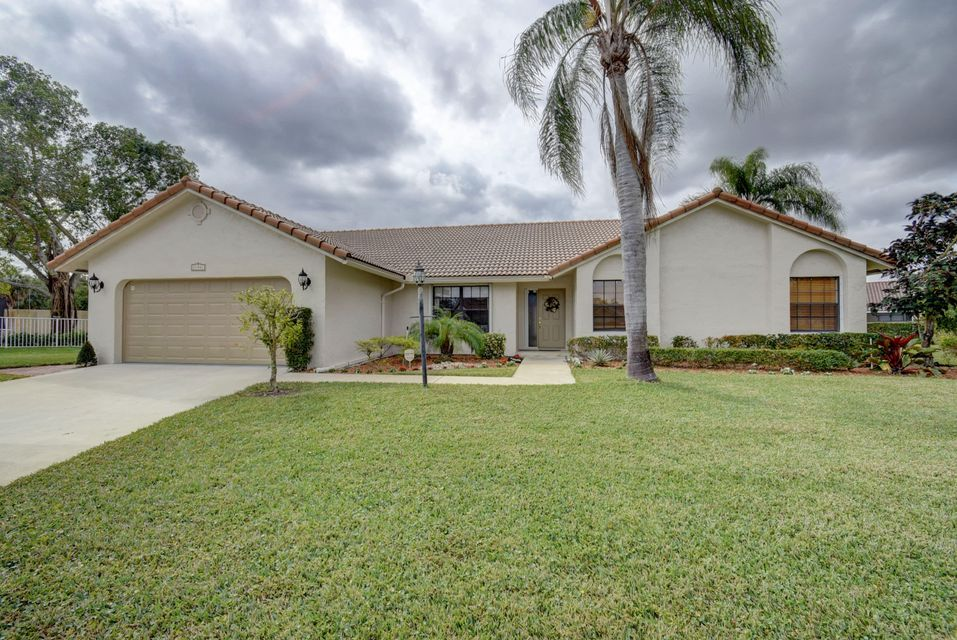 Home for sale in Arborwood Boca Raton Florida