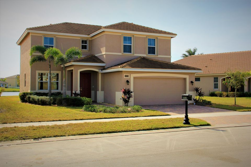 Single Family Home for Sale at 11561 SW Rowena Street 11561 SW Rowena Street Port St. Lucie, Florida 34987 United States
