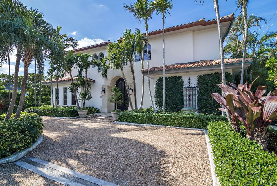 1066 N Ocean Boulevard , Palm Beach FL 33480 is listed for sale as MLS Listing RX-10394555 photo #1
