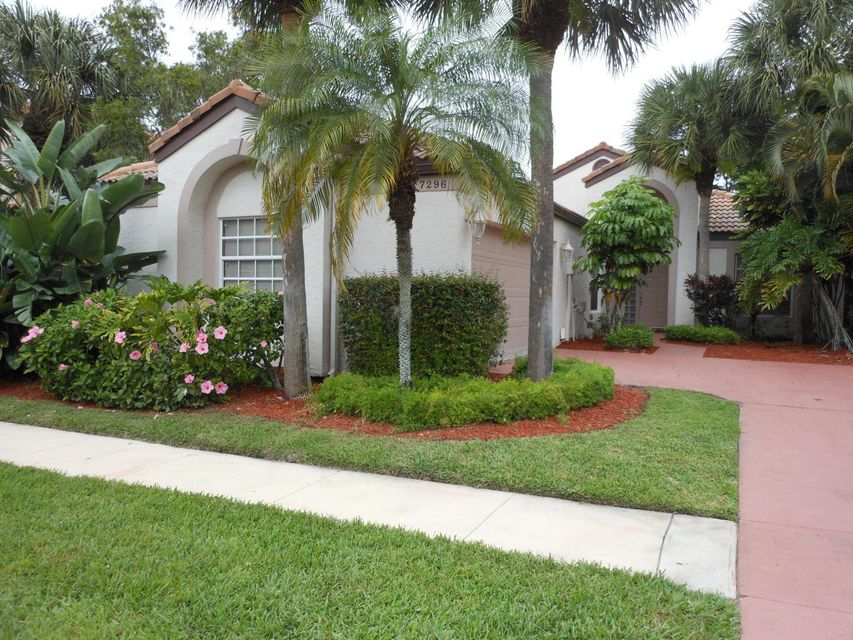 Single Family Home for Rent at 7296 Via Palomar 7296 Via Palomar Boca Raton, Florida 33433 United States
