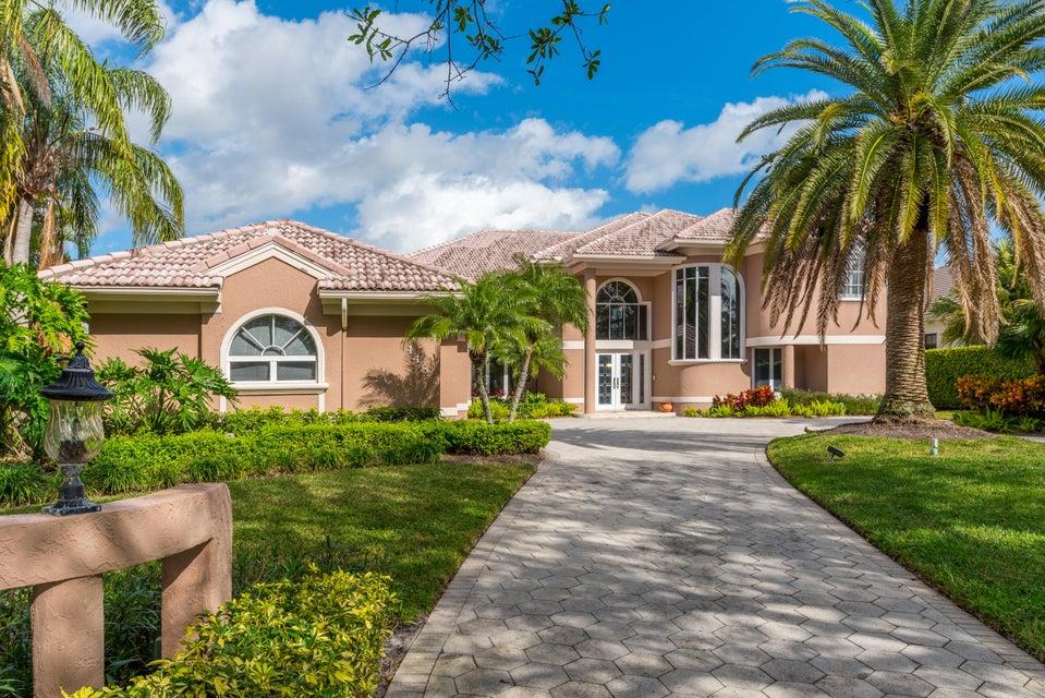 Single Family Home for Sale at 148 Spyglass Lane 148 Spyglass Lane Jupiter, Florida 33477 United States