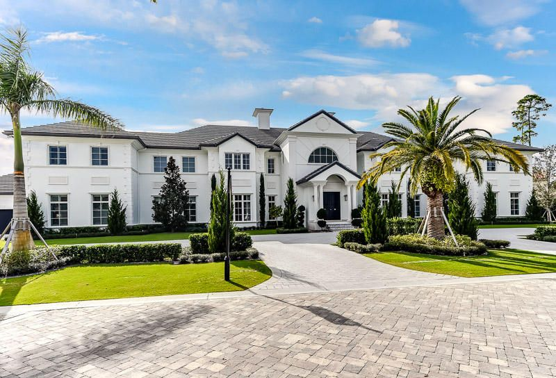 Single Family Home for Sale at 12403 Hautree Court Palm Beach Gardens, 33418 United States