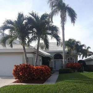 Single Family Home for Sale at 1515 Bear Island Drive 1515 Bear Island Drive West Palm Beach, Florida 33409 United States