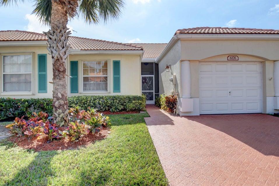 Villa for Sale at 6176 Petunia Road 6176 Petunia Road Delray Beach, Florida 33484 United States