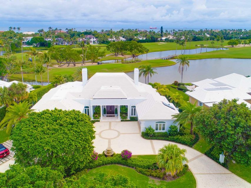Single Family Home for Sale at 11804 Lake House Court 11804 Lake House Court North Palm Beach, Florida 33408 United States