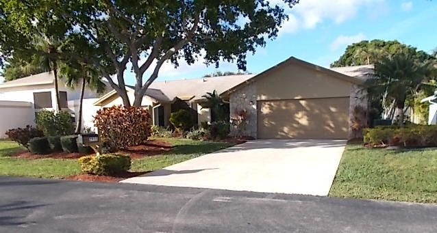 Single Family Home for Sale at 2935 NW 15th Street 2935 NW 15th Street Delray Beach, Florida 33445 United States