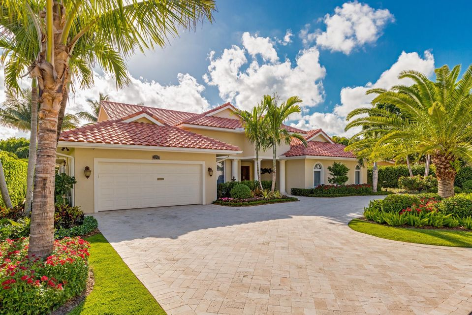 Single Family Home for Rent at 2299 W Silver Palm Road 2299 W Silver Palm Road Boca Raton, Florida 33432 United States