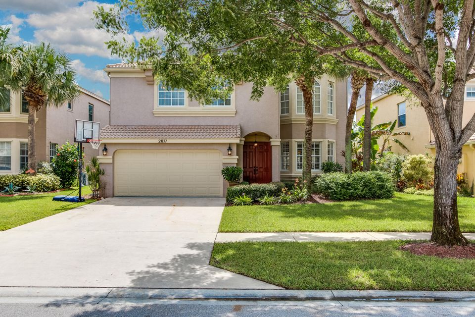 Home for sale in Fairfax At Madison Green Royal Palm Beach Florida