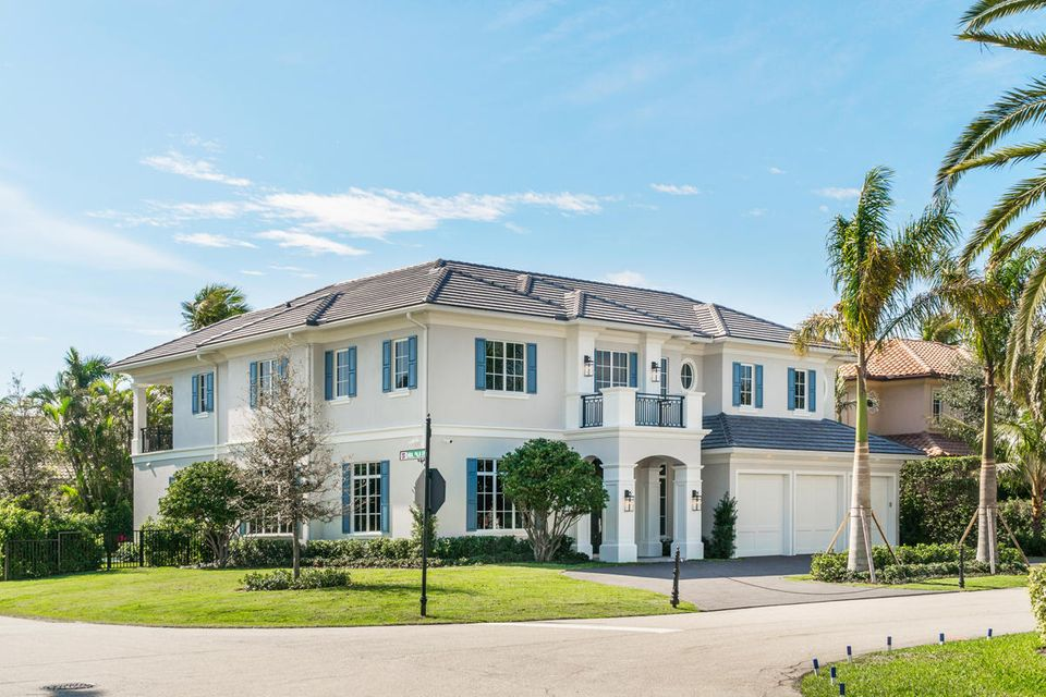 Single Family Home for Sale at 324 Fern Palm Road 324 Fern Palm Road Boca Raton, Florida 33432 United States
