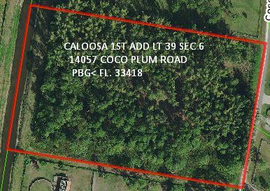 14057 Coco Plum Road  Palm Beach Gardens FL 33418