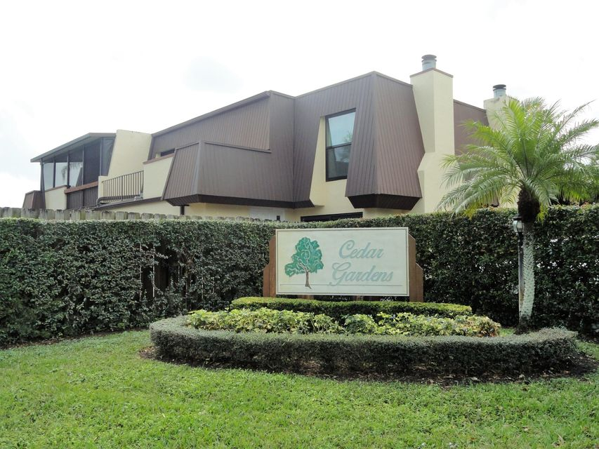 3526 Gardens East Drive A , Palm Beach Gardens FL 33410 is listed for sale as MLS Listing RX-10399254 26 photos
