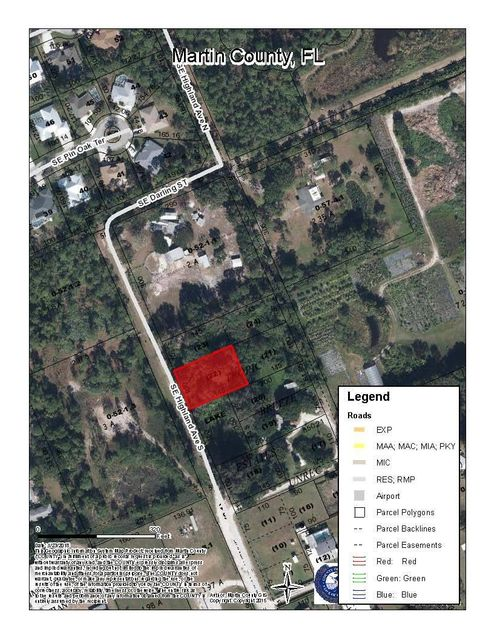 Single Family Home for Sale at Unassigned Stuart Unassigned Stuart Stuart, Florida 34997 United States