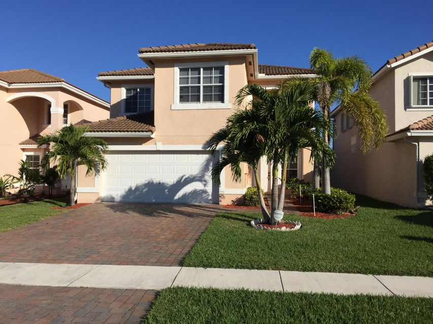 Single Family Home for Rent at 6397 Adriatic Way 6397 Adriatic Way Greenacres, Florida 33413 United States