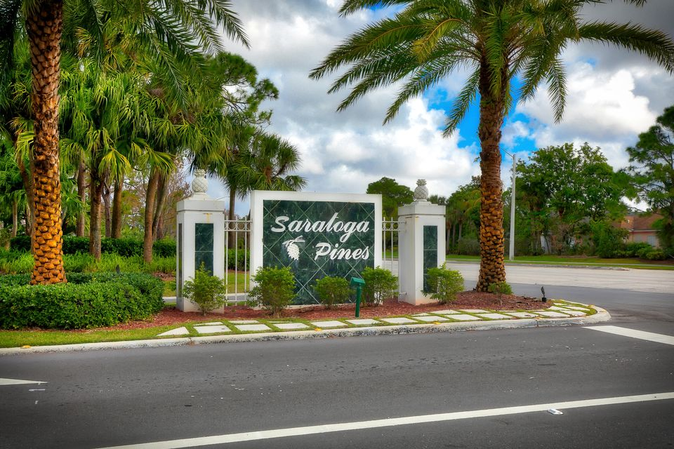 Home for sale in SARATOGA AT ROYAL PALM PL 1 Royal Palm Beach Florida