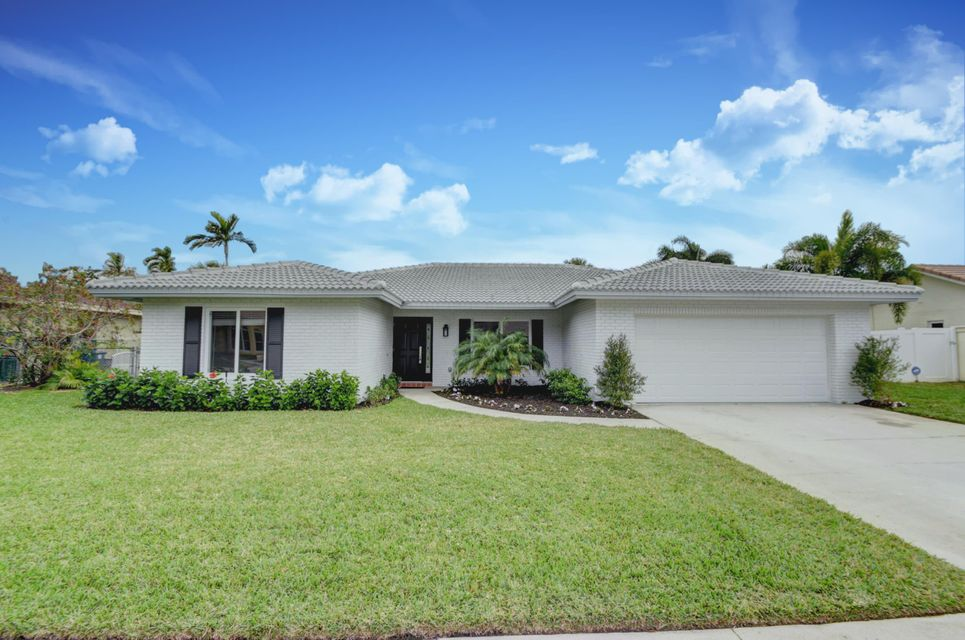 92 SW 15th Court  Boca Raton FL 33486