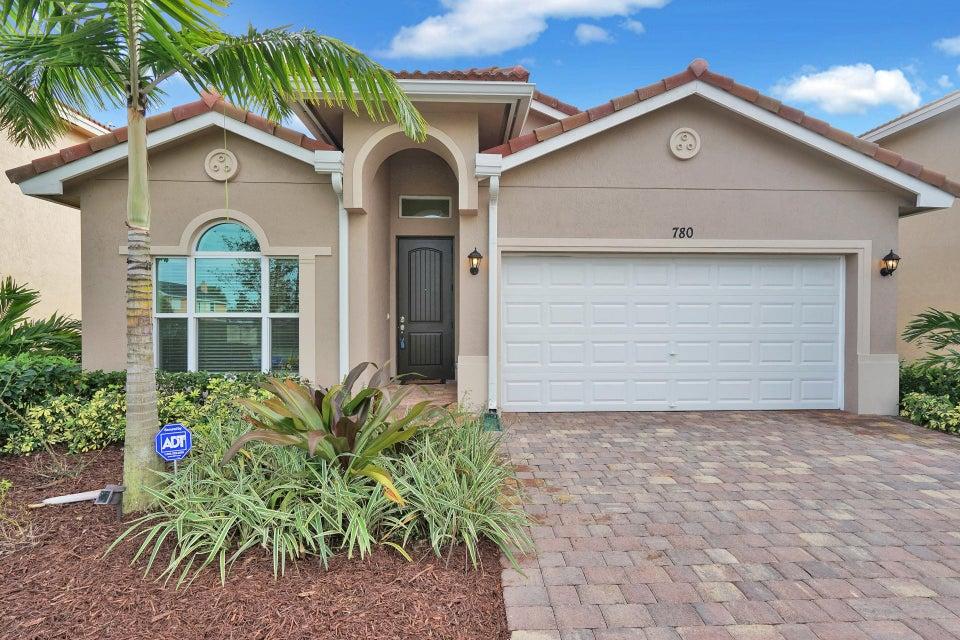 Casa Unifamiliar por un Venta en 780 Palm Tree Lane 780 Palm Tree Lane Haverhill, Florida 33415 Estados Unidos