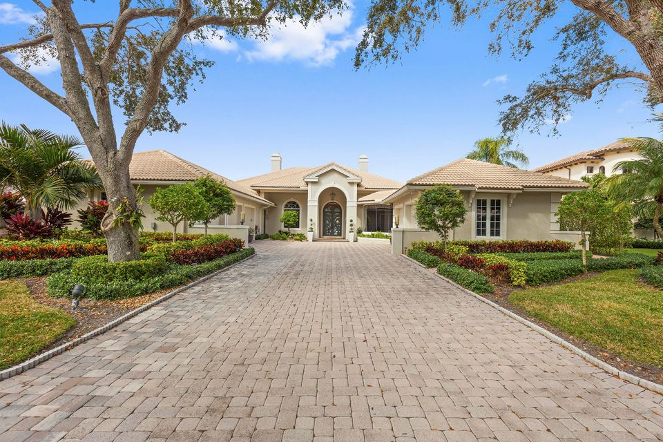 Single Family Home for Sale at 108 Quayside Drive 108 Quayside Drive Jupiter, Florida 33477 United States