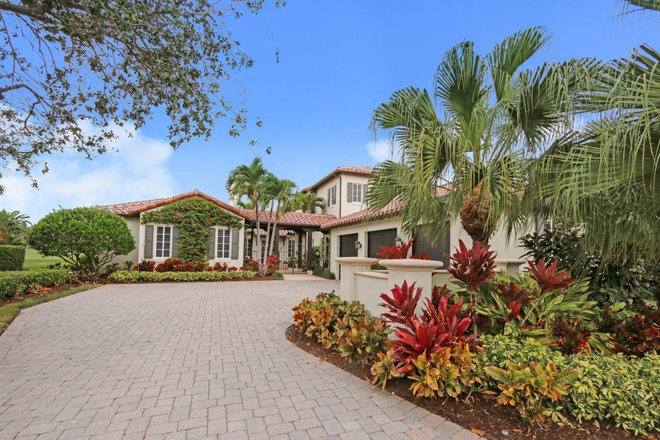 Single Family Home for Sale at 444 Red Hawk Drive 444 Red Hawk Drive Jupiter, Florida 33477 United States