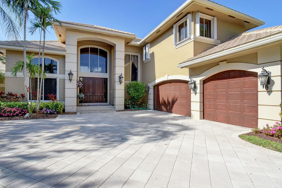 Single Family Home for Sale at 3196 NW 60th Street 3196 NW 60th Street Boca Raton, Florida 33496 United States