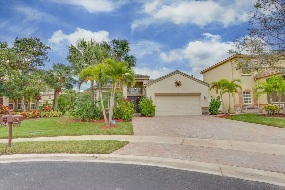 Home for sale in THOROUGHBRED LAKE ESTATES 1 Lake Worth Florida