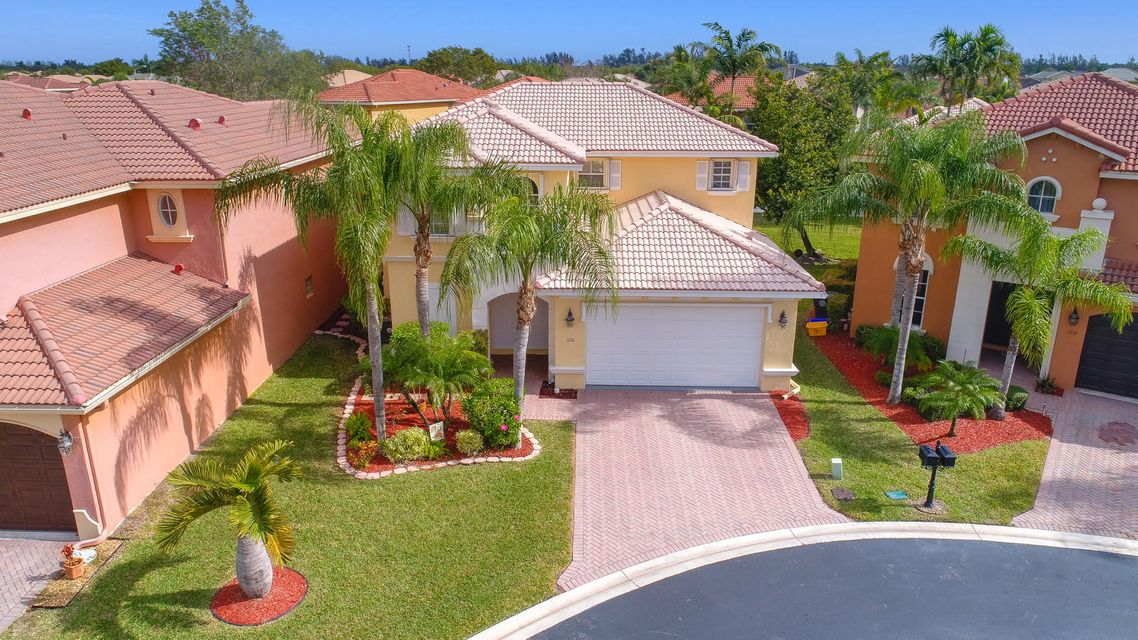 Home for sale in The Tides at Briar Bay West Palm Beach Florida