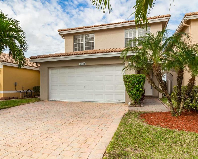 3431 Commodore Court  West Palm Beach, FL 33411