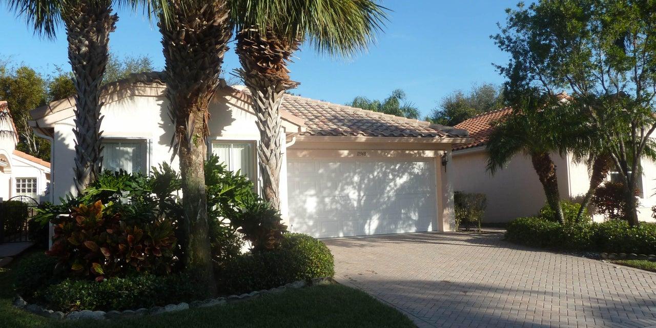 cascade Lakes home 11948 Rosetree Terrace Boynton Beach FL 33437