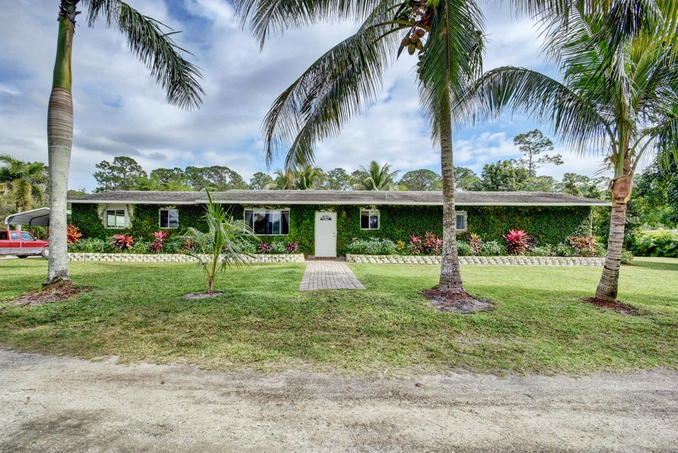 1068 D Road  Loxahatchee, FL 33470