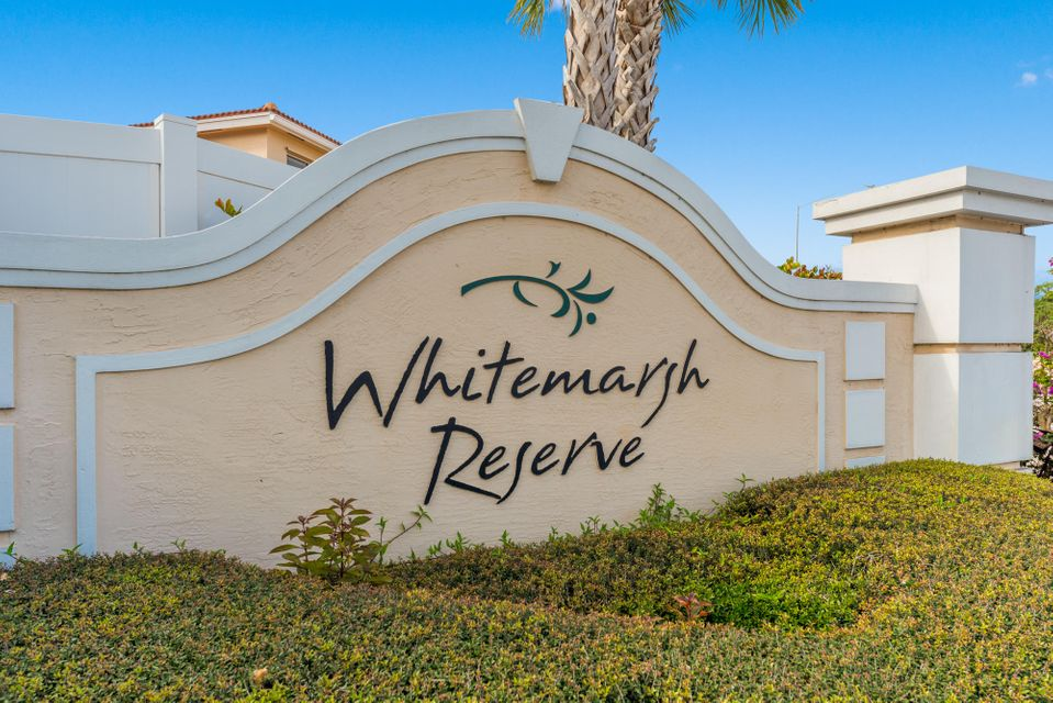 Townhouse for Sale at 294 SW Walking Path 294 SW Walking Path Stuart, Florida 34997 United States