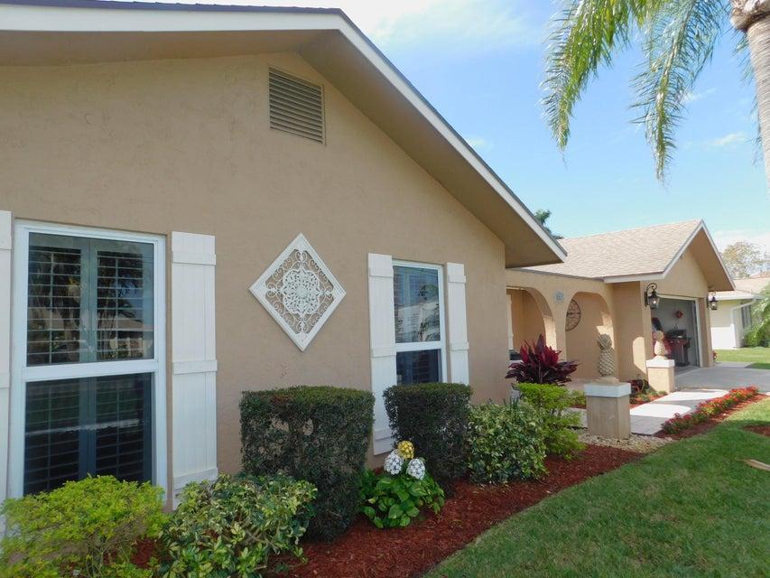 4762 Palo Verde Drive  Boynton Beach FL 33436