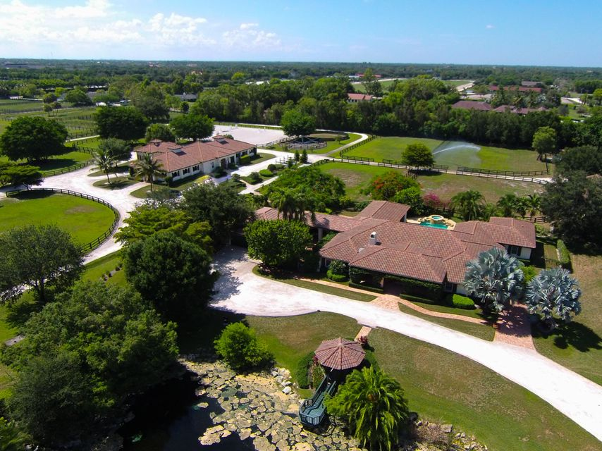 Single Family Home for Sale at 13281 52nd Place 13281 52nd Place Wellington, Florida 33449 United States