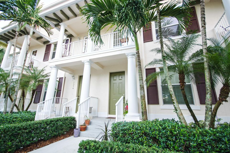 Townhouse for Sale at 1578 Grande Cull Way 1578 Grande Cull Way Jupiter, Florida 33458 United States