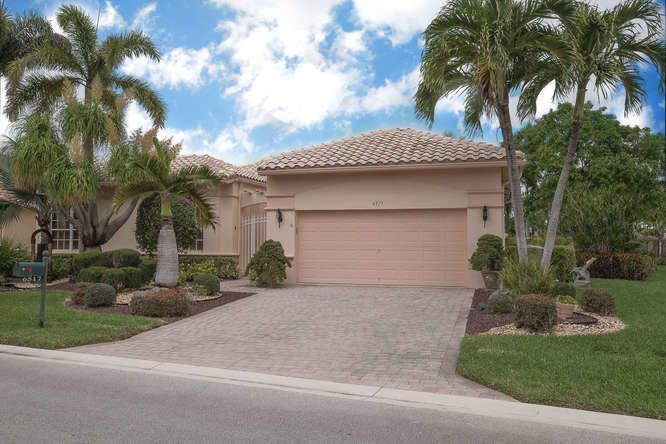 PONTE VECCHIO home 6517 Piemonte Drive Boynton Beach FL 33472