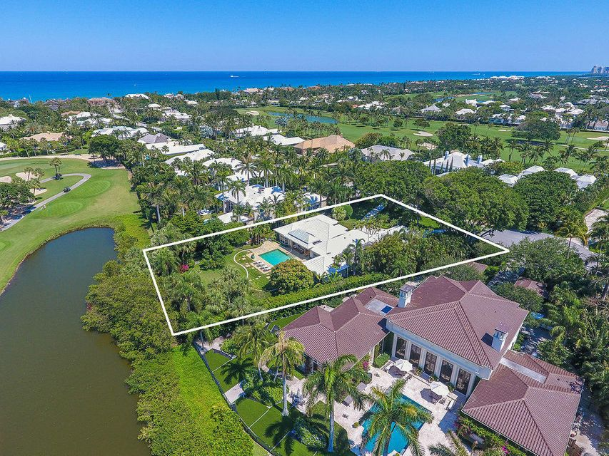 Single Family Home for Sale at 1009 Palm Way 1009 Palm Way North Palm Beach, Florida 33408 United States