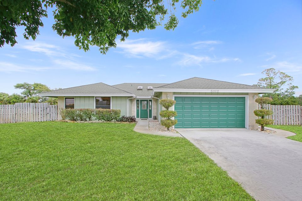 5312 Woods West Drive  Lake Worth, FL 33463