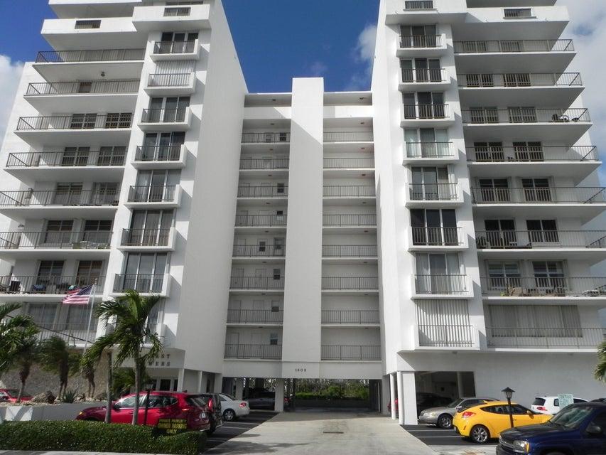 Home for sale in SEACREST TOWERS CONDO Pompano Beach Florida